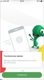 BciPass screen 12