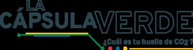 logo La Capsula Verde