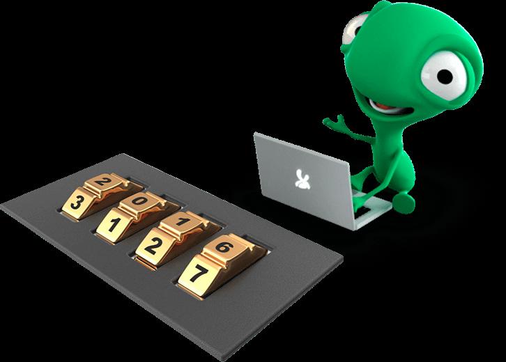 Sé precavido con tus claves y evita fraudes