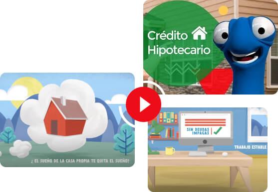 ¿Cómo funciona el Crédito Hipotecario de Bci?