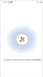 BciPass screen 10